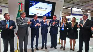 Promueven industria aeroespacial mexicana en Le Bourget Paris Air show